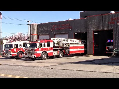 Top 50 Fire Trucks Responding Videos Of 2019
