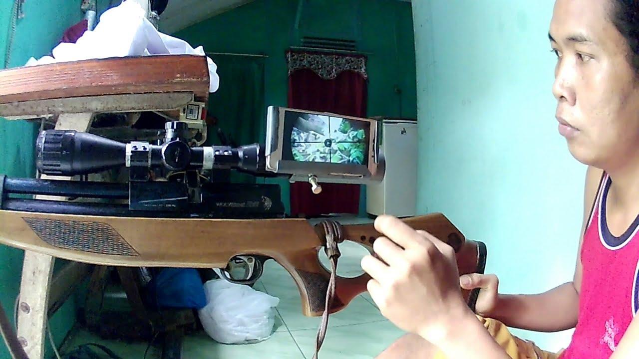 Cara membuat mounting kamera senapan tactical anglesight sendiri