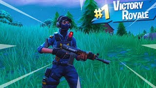 The NEW Waypoint Skin Gameplay In Fortinite Battle Royale...