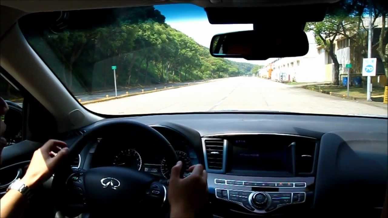 Infiniti Jx Safety Shield行車主動防護科技系統