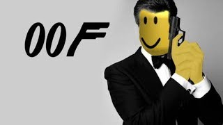 The Next James Bond In Roblox