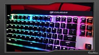 Cougar Attack X3 RGB - Solidna klawiatura machaniczna z Cherry MX