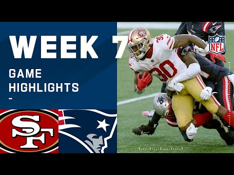 49ers vs. Patriots Week 7 Highlights | NFL 2020