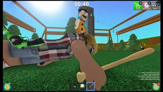 Roblox - Ripull Minigames - King Of The Hill