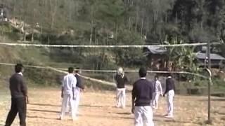 Surya Boarding School Khandbari Nepal Clip