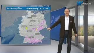 Noch mehr Schnee im Anmarsch! (Mod.: Frank Böttcher)