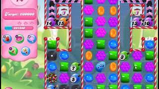 Candy Crush Saga Level 3858 - NO BOOSTERS | SKILLGAMING ✔️