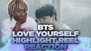 BTS (방탄소년단) LOVE YOURSELF Highlight Reel '起承轉結' - REACTION | DID THAT JUST HAPPEN!