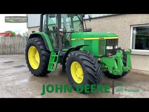 1999 John Deere 6610
