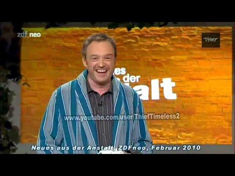 Sklaverei, Kinder, Humanismus, Himmler - Josef Hader (Anstalt 2010-02)