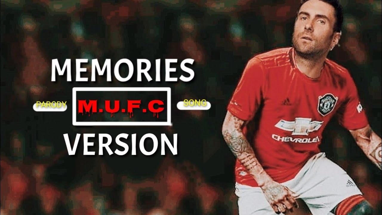 Memories Maroon 5 • Versi Nama Pemain & Legend Manchester