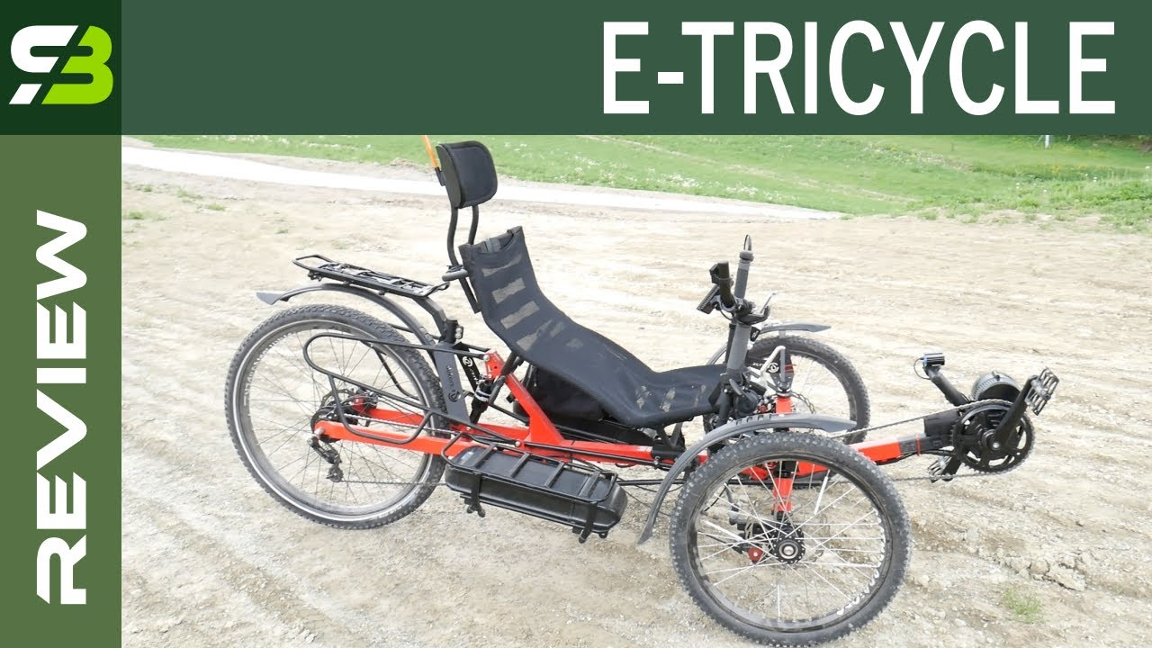 Custom E-Tricycle. How It Works  Beginners Guide For 3-Wheel Bicycle ... 629ff0cfefe1