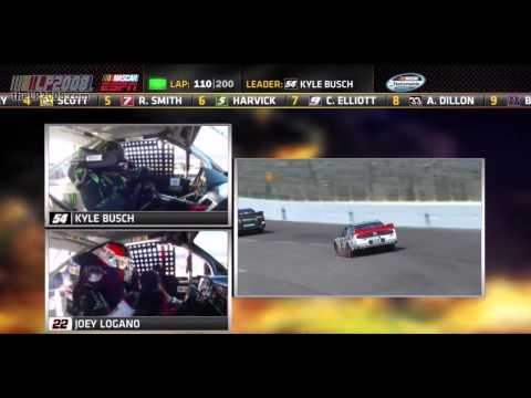 2014 O'Reilly Auto Parts Challenge at Texas Motor Speedway - NASCAR Nationwide Series [HD]