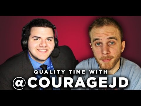 The Life Of A Professional Caster (Quality Time With Hutch - Jack AKA CouRageJD)