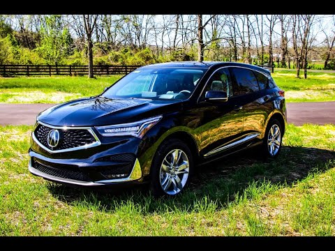 2019 Acura RDX. Car Reviews Unplugged