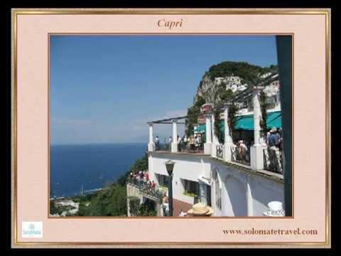 Italy's Amalfi Coast Singles Trip - May 2012