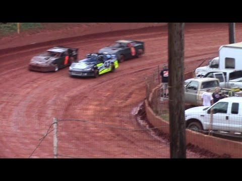 Winder Barrow Speedway Advanced Four Cylinders 7/9/16
