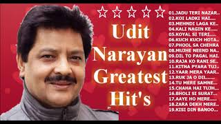 Best of Udit Narayan  / Hindi Hits songs / Audio JUKEBOX