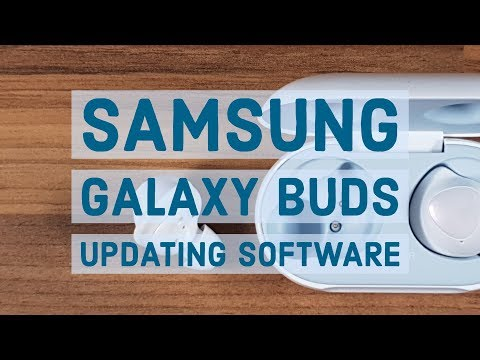 Samsung Galaxy Buds | Updating Software