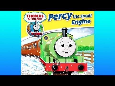 Thomas & Friends - Percy The Small Engine | Interactive Story Book (By Animoca Brands)