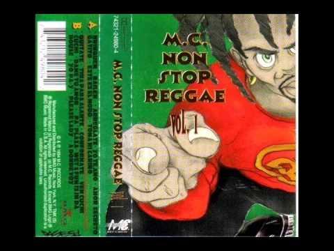 """dj playero - non stop reggae (""""lado B"""" del casette) (1994) subido desde nicaragua centro america x"""