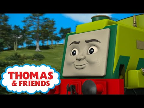 Scruff Is On Top Of The World | Kids Cartoon | Thomas And Friends