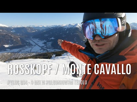 Rosskopf / Monte Cavallo - Sterzing / Vipiteno  - 9 dni w Południowym Tyrolu