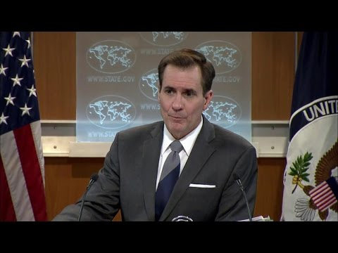 Daily Press Briefing - March 7, 2016