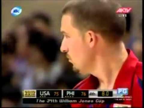 Philippines Vs USA Jones Cup 2012 Part 2 360p