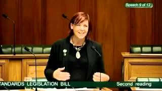 Jan Logie on zero hour contracts and the Employment Standards Legislation Bill