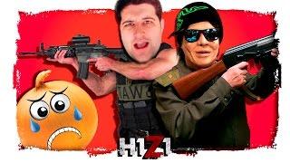 H1z1 - SilvioSantosDoCS e Davy Jones na gang dos unicórnios e o esporro no