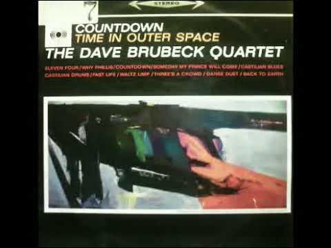 DAVE BRUBECK COUNTDOWN
