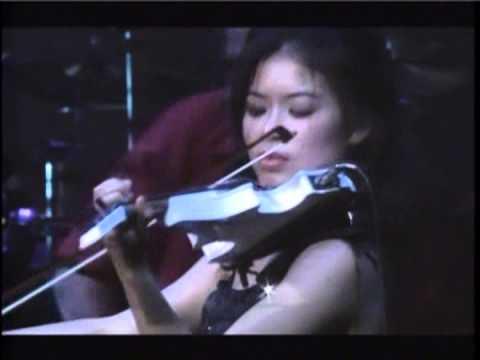 Vanessa Mae - J.S.Bach Fantasy