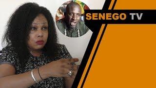Amina Potté répond Assane Diouf et le qualifie de ....