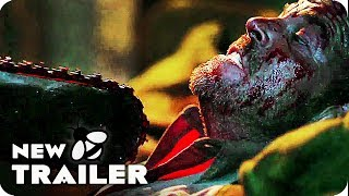 LEATHERFACE Red Band Trailer (2017) Texas Chainsaw Massacre Prequel