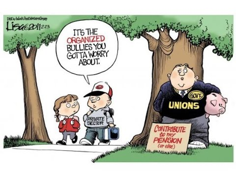 THE TRUTH ABOUT UNIONS: EXPOSED