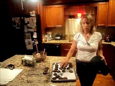 MsHcGGirl's Chocolate Cookies SUGAR FREE ZERO NET CARBS