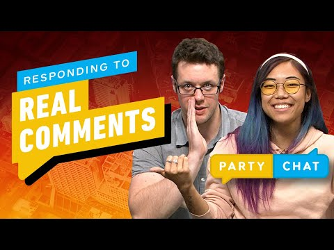 IGN Responds to the Real Comments - Party Chat