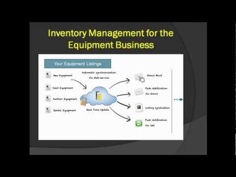 Equipment Inventory Management Programs