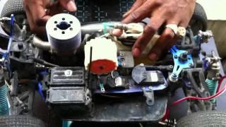 Rodage moteur thermique rc (tuto)