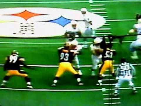 Eddie George 37 yard td