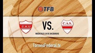 Mesopotamia: Unión de Goya vs. Atlético Saladas   #TFB