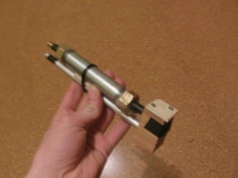 How to build a Mini Airsoft Gun