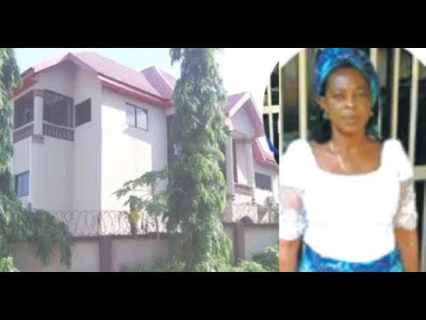 Thumbnail: Evans: Photo of mansion billionaire kidnapper's mother built in the village