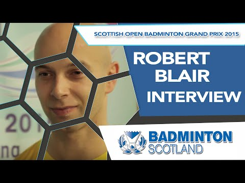 Robert Blair Interview