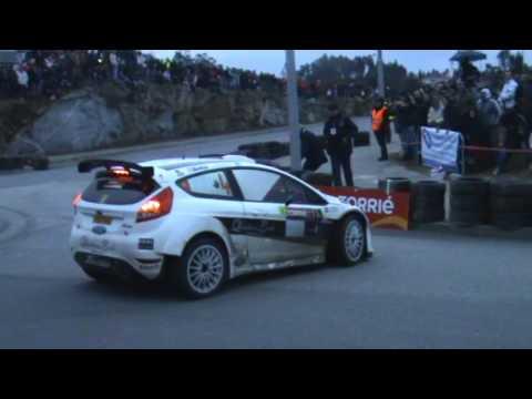 Bernardo Sousa/Nuno Rodrigues Da Silva-Rallye Torrié 2010