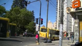 Аргентина. Місто La Plata. The city of La Plata. Argentina.