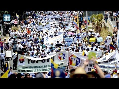 Venezuelan government on the brink of collapse: former UN ambassador | World Finance Videos