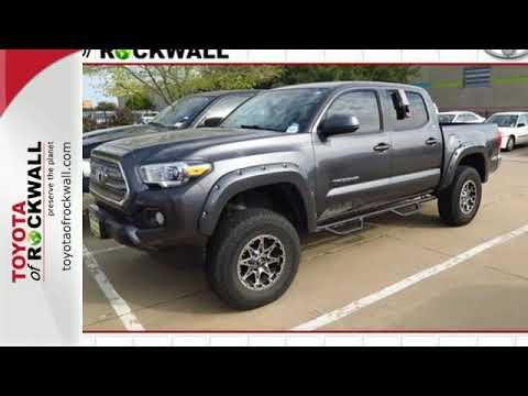 Used 2016 Toyota Tacoma Rockwall, TX #18036A