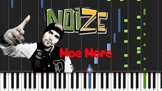 Noize MC - Моё Море [Piano Cover] (♫)(How to play Noize MC - Моё Море (Instrumental MIDI + Synthesia tutorial) Hello, friend! You're on the YouTube channel MIDIes Mus. Here is the largest ..., 2014-08-20T09:06:28.000Z)